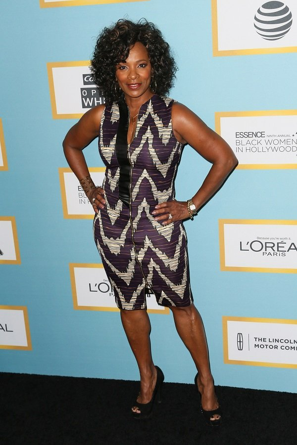 Vanessa Bell Calloway attends the 2016 Essence Black Women In Hollywood awards luncheon on February 25, 2016 | Photo: Getty Images