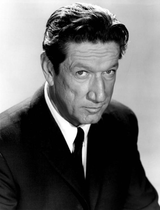 "Richard Boone from the television program ""The Richard Boone Show"" on October 18, 1963 