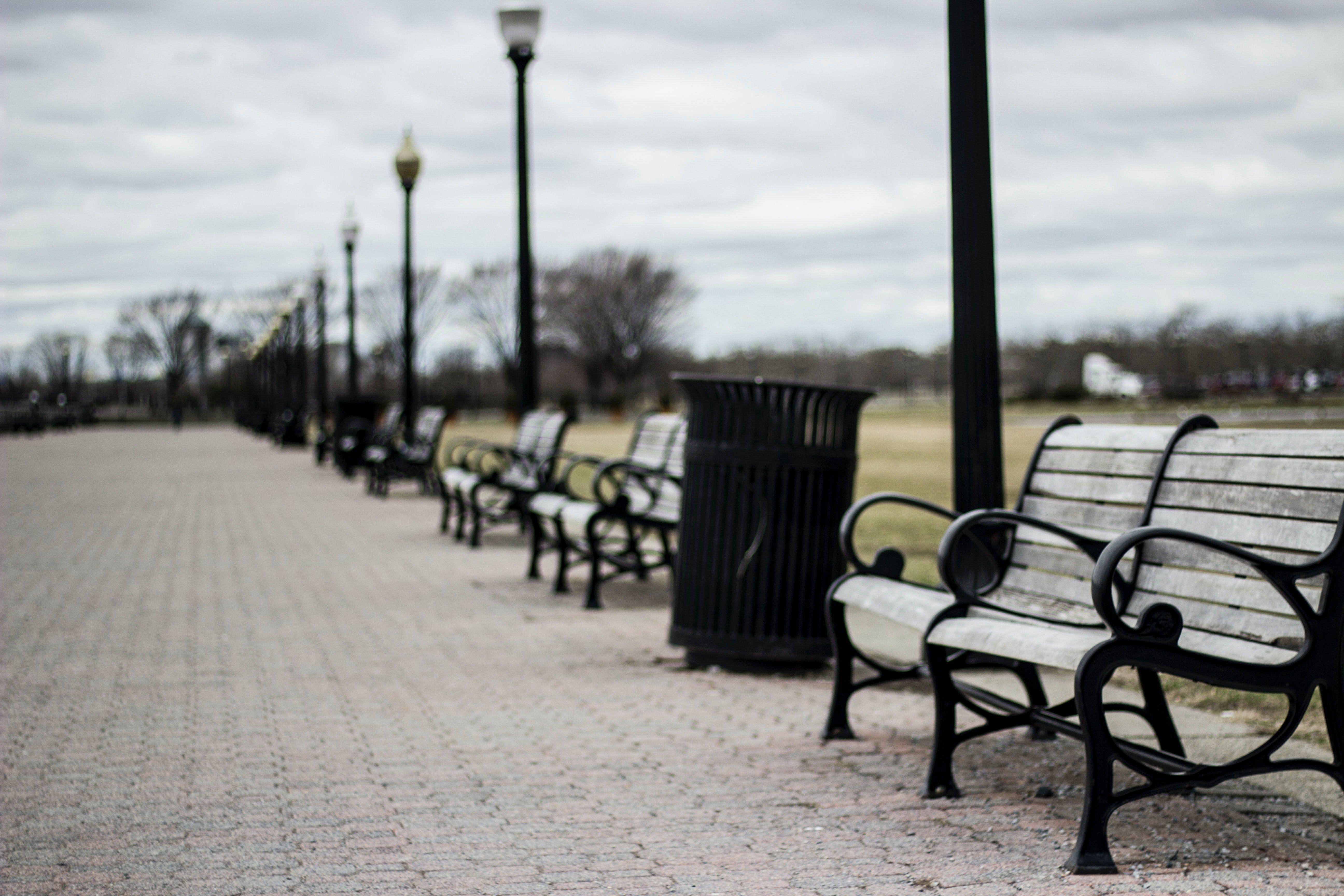 I listened to Annette tell her story while we were seated at a park bench. | Source: Unsplash