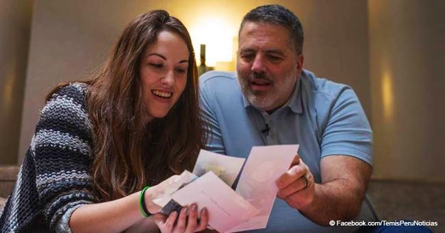 L'homme adopté a fait un test ADN à la recherche de son père biologique, mais il aurait aussi découvert en même temps qu'il avait trois filles.