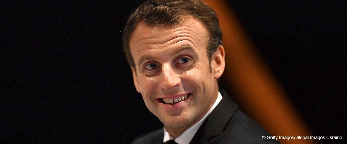 """Pour Emmanuel Macron :être sélectionneur du XV de France """"c'est, je pense, pire que président"""""""
