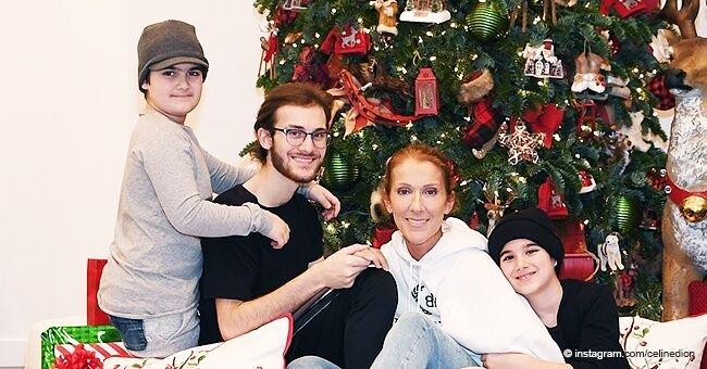 Saviez-vous que Céline Dion a trois fils adorables ? Voici à quoi ils ressemblent
