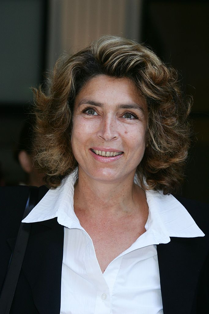 Marie-Ange Nardi toute souriante / Source : Getty Images