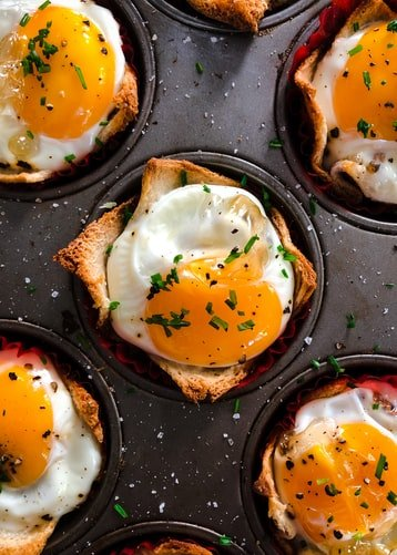 Des oeufs sur plat. | Photo : Unsplash