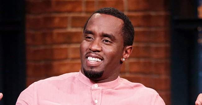 See Diddy's Son & 3 Daughters' Uncanny Resemblance to Their Famous Dad as They Pose in New Pics