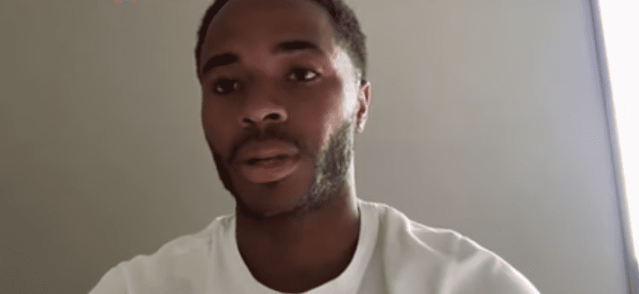 """Raheem Sterling in an interview with """"BBC Newsnight"""" speaking about Black Lives Matter and Police Brutality 