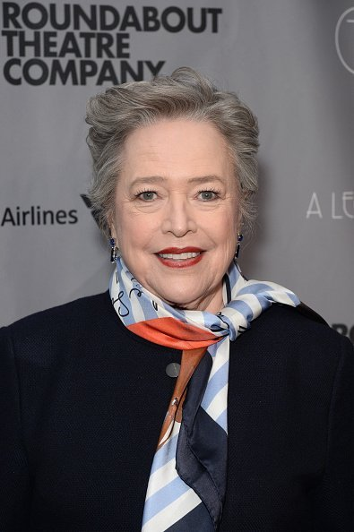 Kathy Bates, New York City  | Quelle: Getty Images