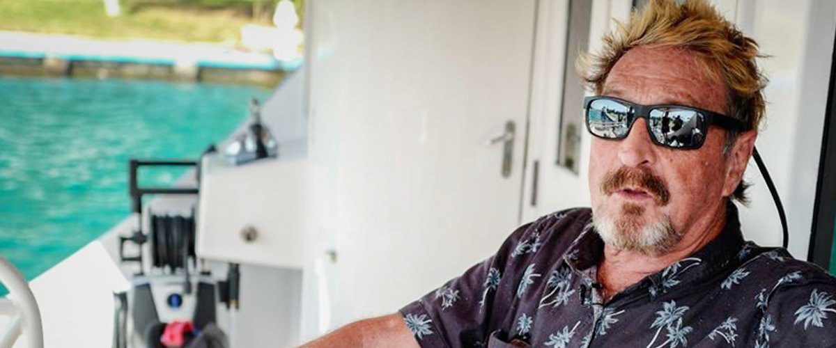 John McAfee's Insane Life and Death — Including Faking His Hearts Attacks and Legal Troubles