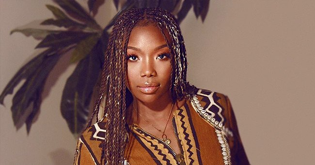 Brandy Norwood's Teen Daughter Sy'rai Looks Just like Mom as She Shows off Her Braids in Photos
