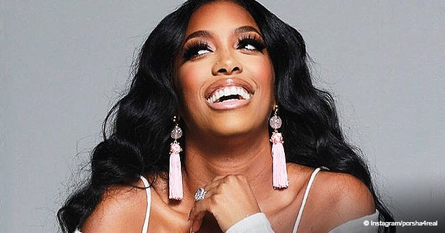 Porsha Williams Shows off Bump and Reveals How Far She Is from Her Due Date in a New Video