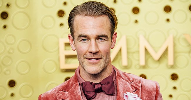 James Van Der Beek Debuts a New Look after His 7-Year-Old Daughter Annabel Styles His Hair