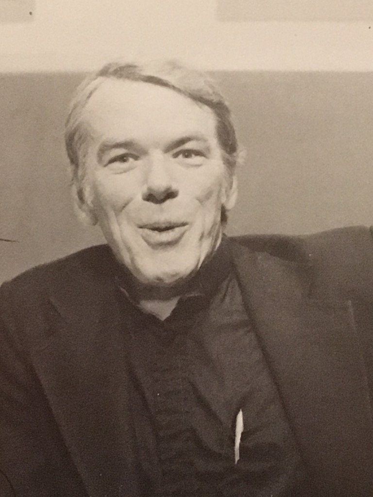 Fr. William O'Malley, S.J. in 1979 at McQuaid Jesuit H.S. | WikiMedia Commons