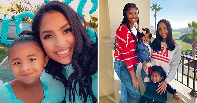 Vanessa Bryant Is a Doting Mom of 3 Daughters — Look inside Her Motherhood without Husband Kobe