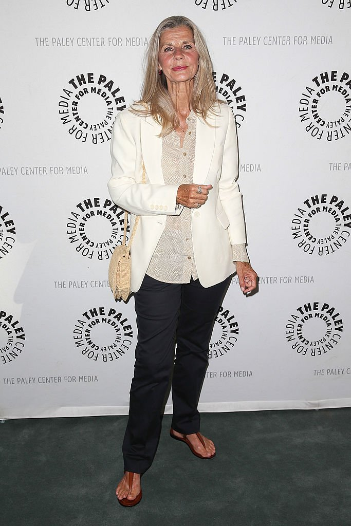 "Actress Jan Smithers attends the Paley Center presentation of ""Baby, If You've Ever Wondered: A WKRP In Cincinnati Reunion"" 