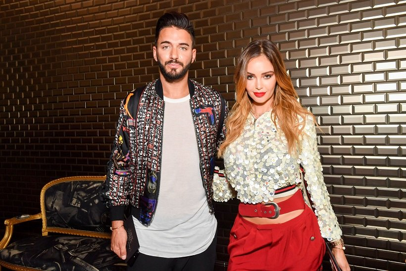 Nabilla Bénattia et son mari Thomas Vergara | Photo : Getty Images