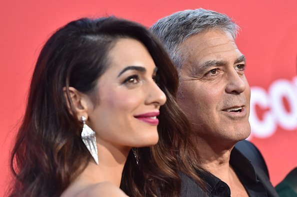 George and Amal Clooney | Photo:Getty Images