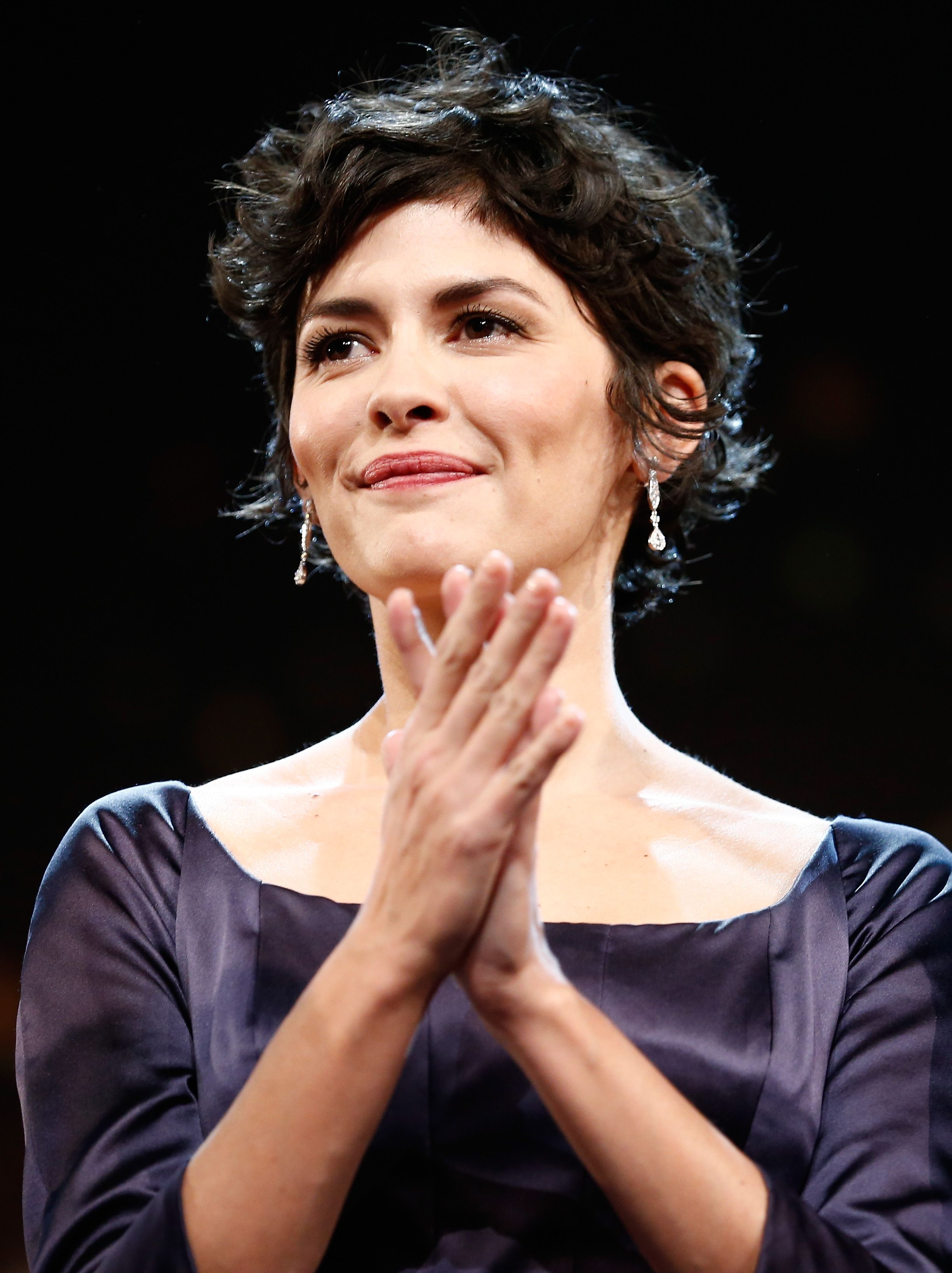 La comédienne Audrey Tautou. l Source : Getty Images