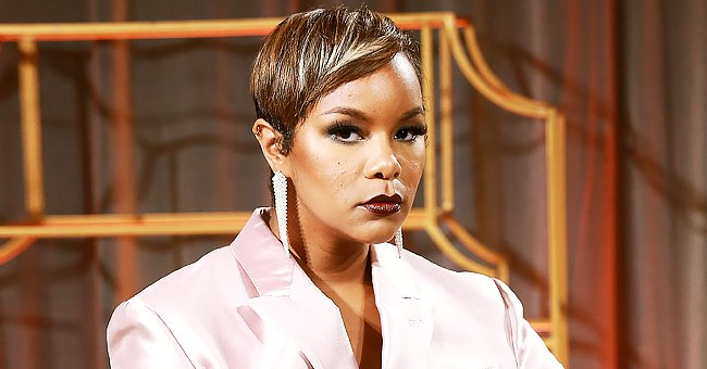 Destiny's Child's LeToya Luckett Posts Pic of 23-Months-Old Daughter Gianna with Cute Hair Bun