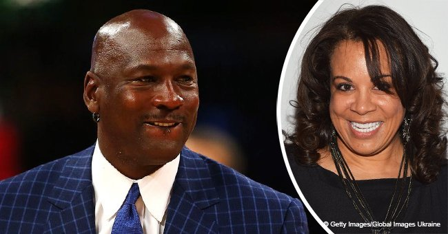 Michael Jordan & Juanita's adult son is a handsome man who got engaged to his girlfriend recently
