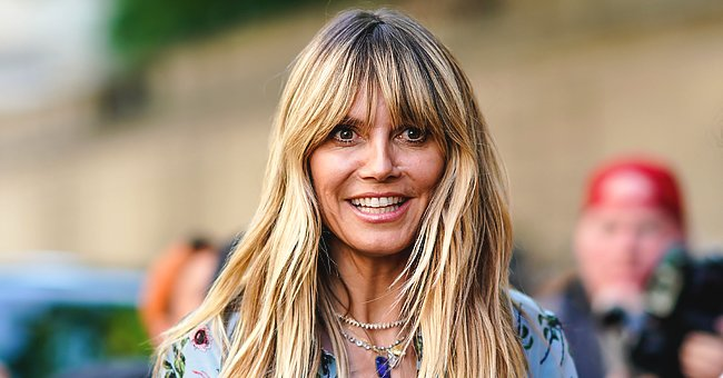 Heidi Klum Shows off Her Sensational Supermodel Figure While Working Out in a New Instagram Post
