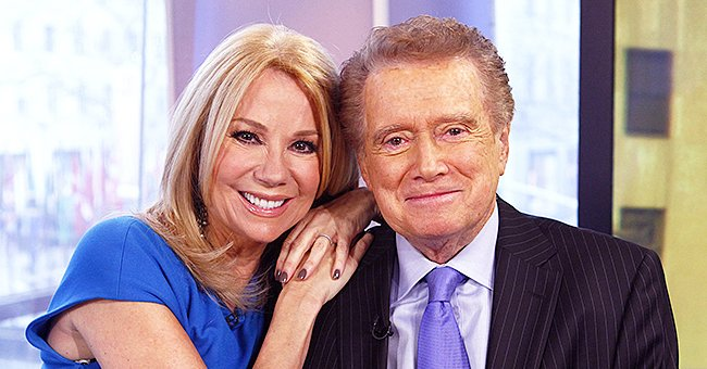 Kathie Lee Gifford and Regis Philbin, Former 'Today' Co-Hosts, Reunite at the Movieguide Awards