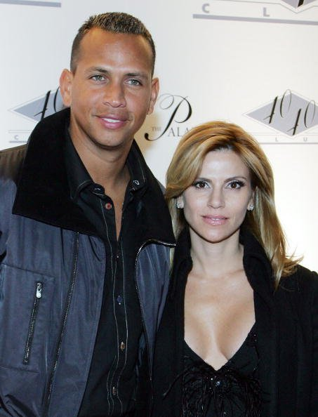 Alex Rodriguez and Cynthia Scurtis at The Palazzo Resort-Hotel-Casino December 30, 2007 in Las Vegas, Nevada | Photo: Getty Images