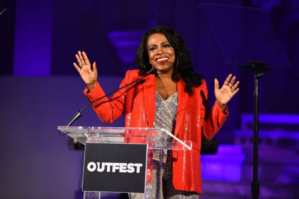 Sheryl Lee Ralph speaks during the 2019 Outfest Legacy Awards Gala: Unveiling of a New Era at Vibiana | Photo: Getty Images