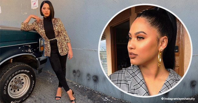 Ayesha Curry reveals she had work done after plastic-surgery rumors