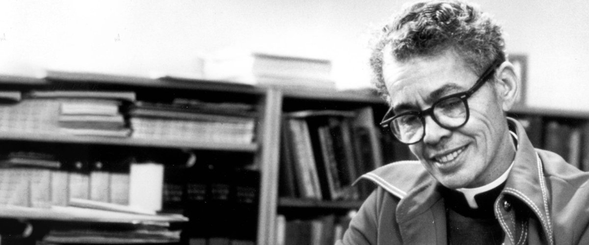 Adamant Pauli Murray's — the Significant Legacy of Black and Queer Activist