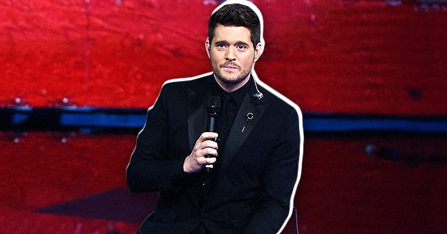 Michael Buble attends Che Tempo Che Fa Tv Show on November 4, 2018 in Milan, Italy | Photo: Getty Images