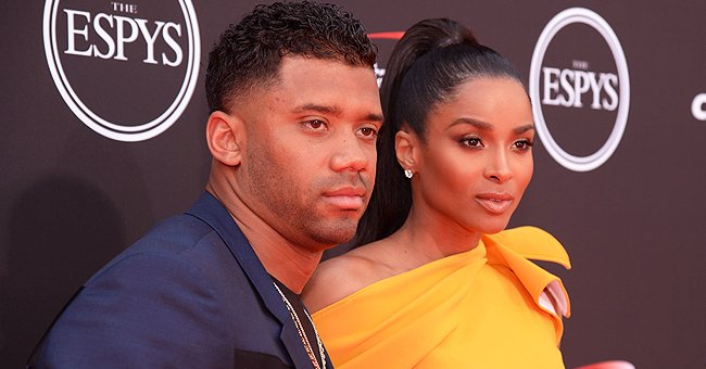 Ciara and Russell Wilson Welcome a Baby Boy Named Win Harrison: 'Mommy & Daddy Love You'