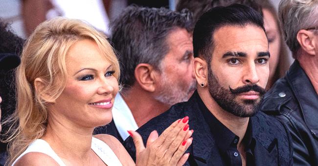 Pamela Anderson and World Cup-Winning Boyfriend Adil Rami Have Split Up