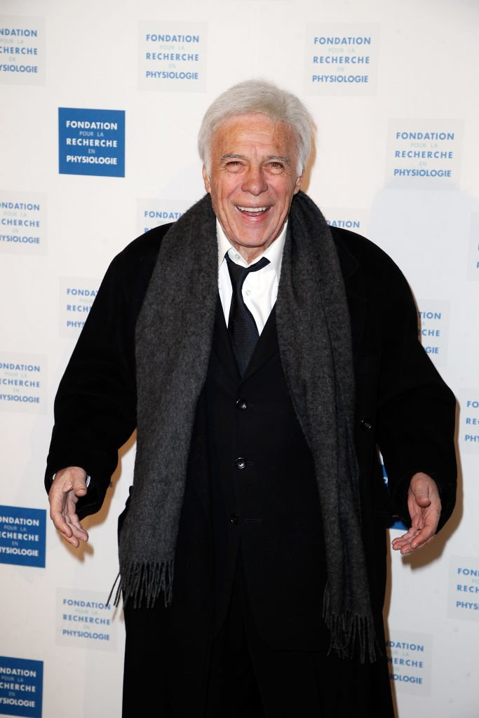 L'humoriste Guy Bedos en 2018. l Source : Getty Images