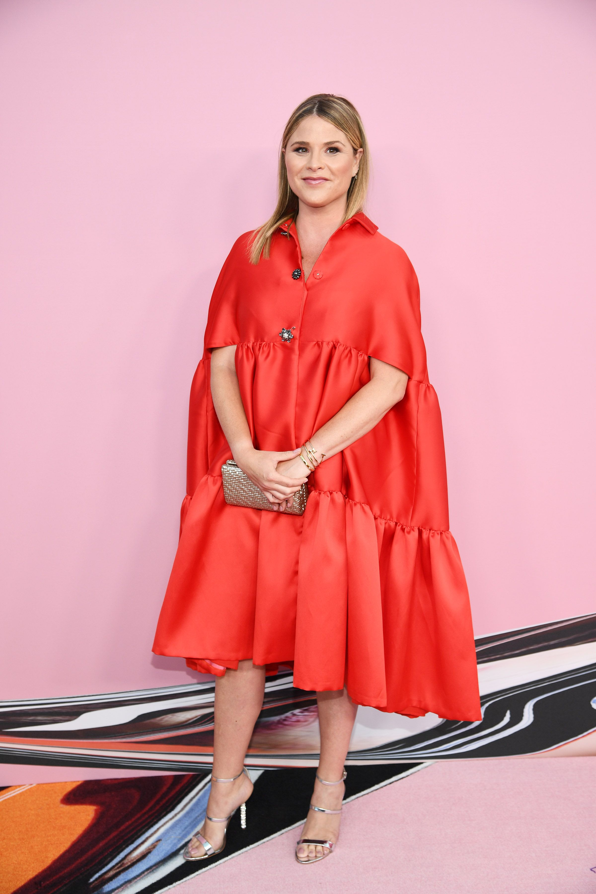 Jenna Bush at the CFDA Fashion Awards at the Brooklyn Museum of Art on June 03, 2019 in New York City | Photo: Getty Images