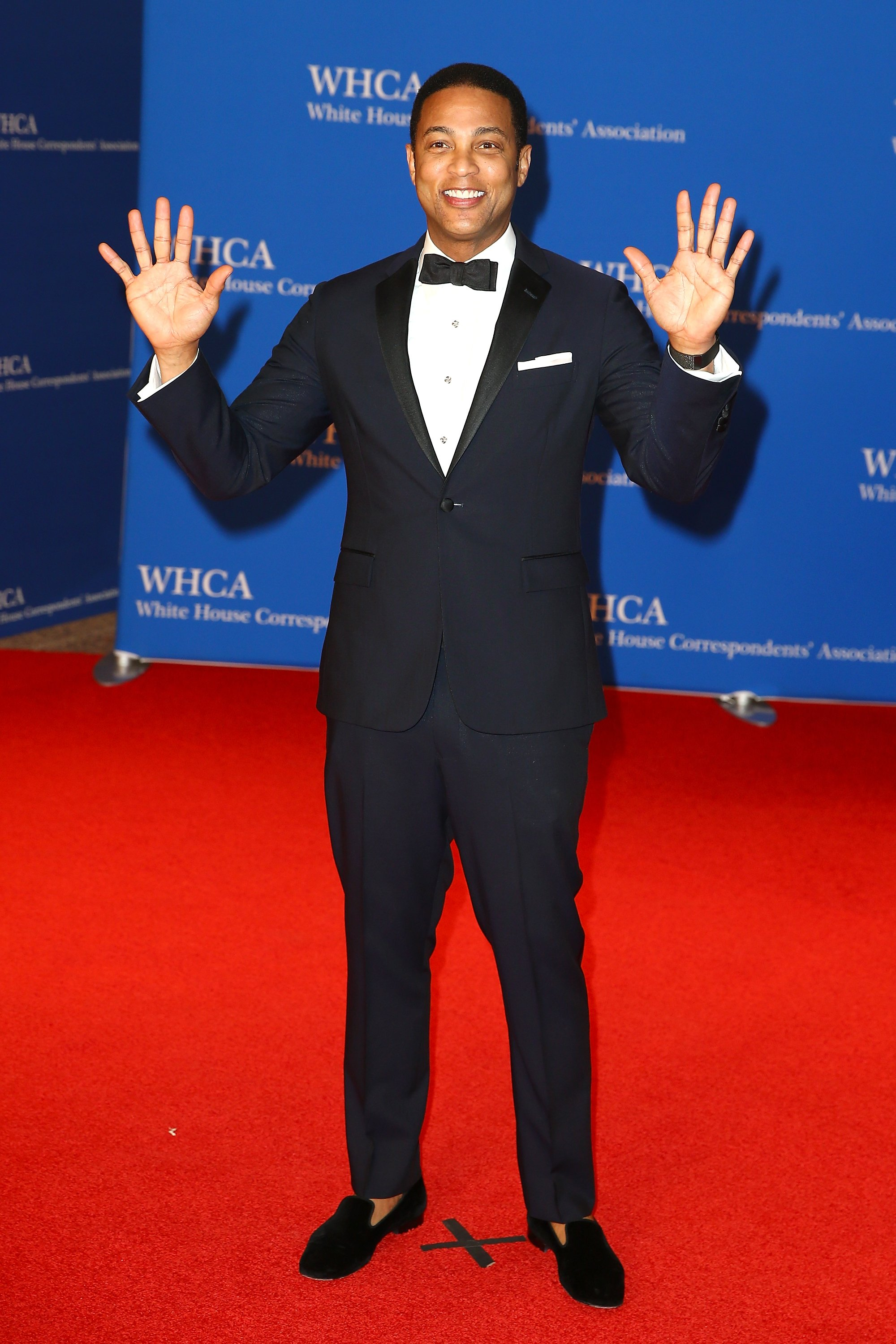 Don Lemon at Washington Hilton on April 28, 2018 in Washington, DC. | Source: Getty Images