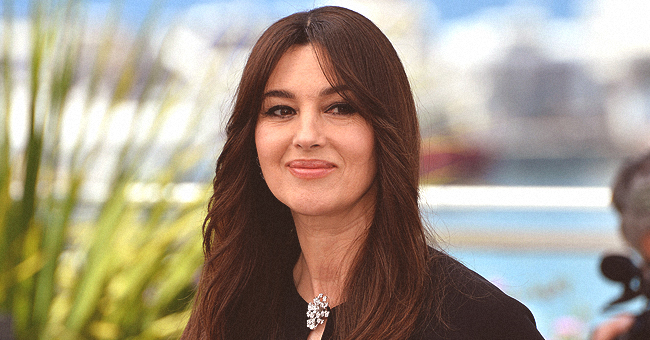 Monica Bellucci's 14-Year-Old Daughter Virgo Is a Copy of Her Mother
