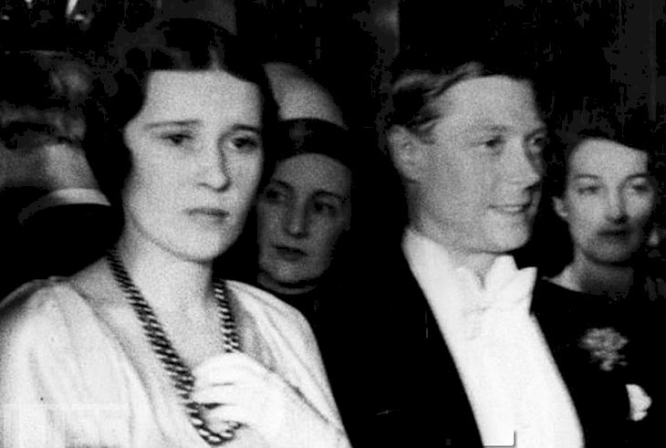 Lady Thelma Furness and the Prince of Wales | Wikimedia Commons