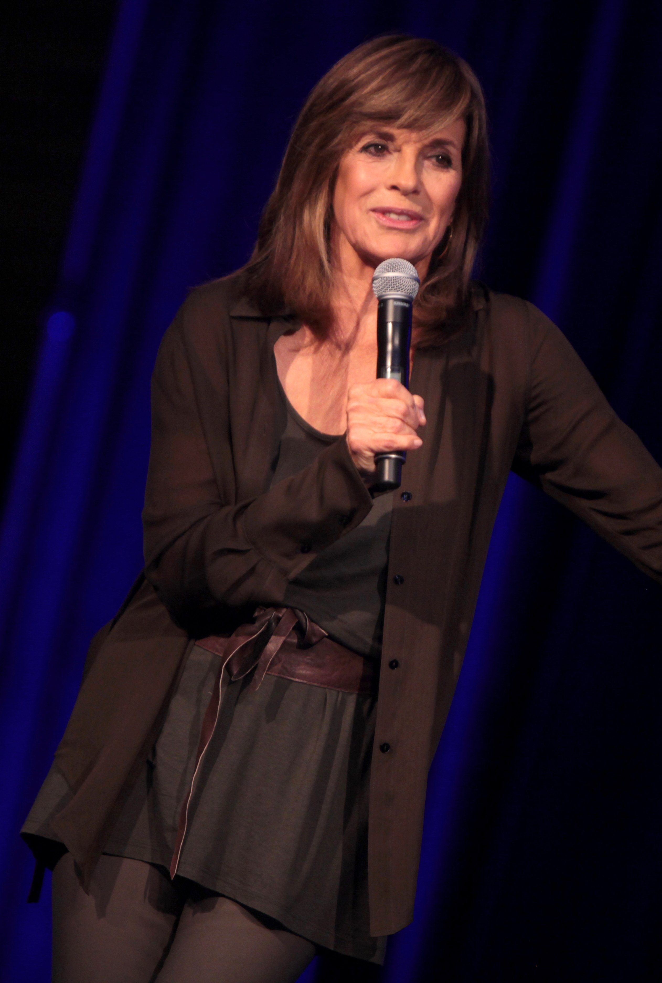 Linda Gray at the 2014 Arizona Ultimate Women's Expo in Phoenix, Arizona. | Photo: Wikimedia Commons