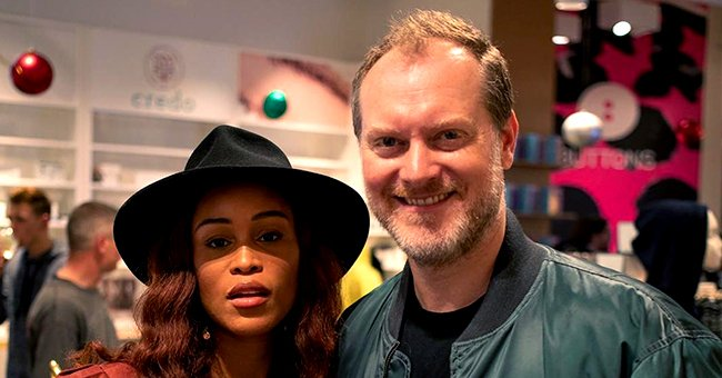 Eve's Millionaire Husband Maximillion Cooper Posted Photo of Her in Chic Belted Dress on International Women's Day