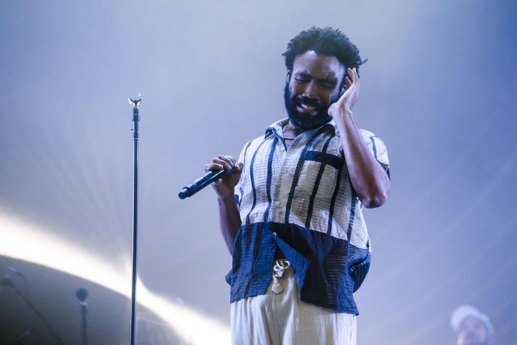 Donald Glover, also known as Childish Gambino, performs onstage at the 2018 Lovebox Festival in London, England. | Photo: Getty Images