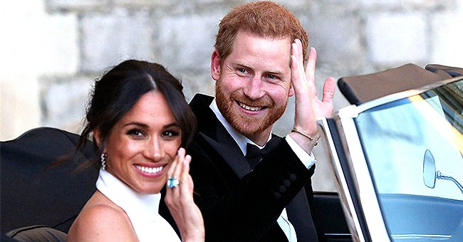 Meghan Markle and Prince Harry Officially out of Office After Royal Exit