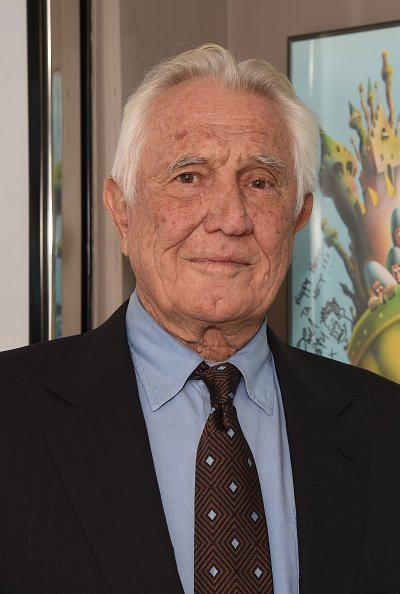 George Lazenby at BFI Southbank in London, England on September 29, 2019. | Photo: Getty Images