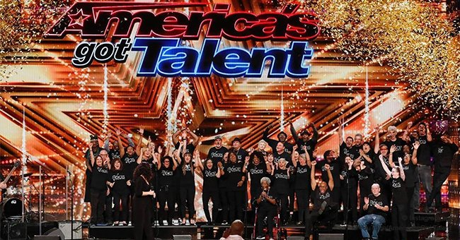 Homeless Choir Earns Golden Buzzer after Stunning 'America's Got Talent' Audition