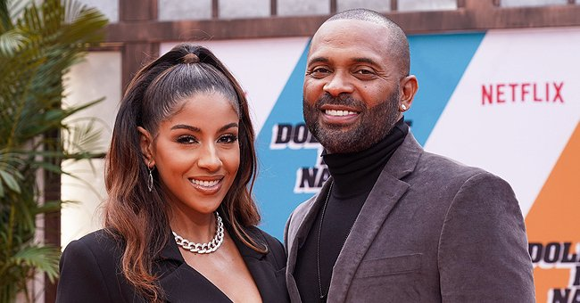 Mike Epps' Wife Kyra Melts Hearts Showing Adorable Daughter Indiana's Big Eyes in a Sweet Video
