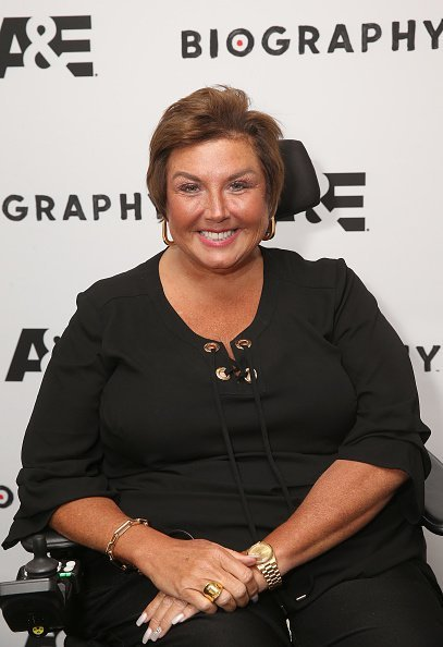 """Abby Lee Miller attends the """"Biography: Farrah Fawcett Forever"""" screening and Q&A at the Paley Center for media on June 18, 2019 