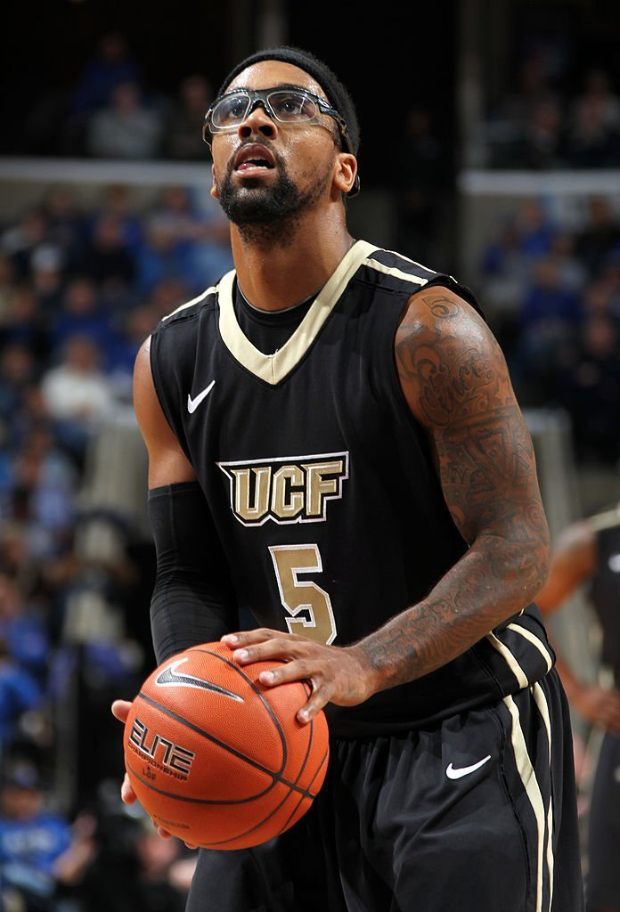 Marcus Jordan #5 of the UCF Knights shoots a free throw against the Memphis Tigers on January 26, 2011 | Photo: GettyImages