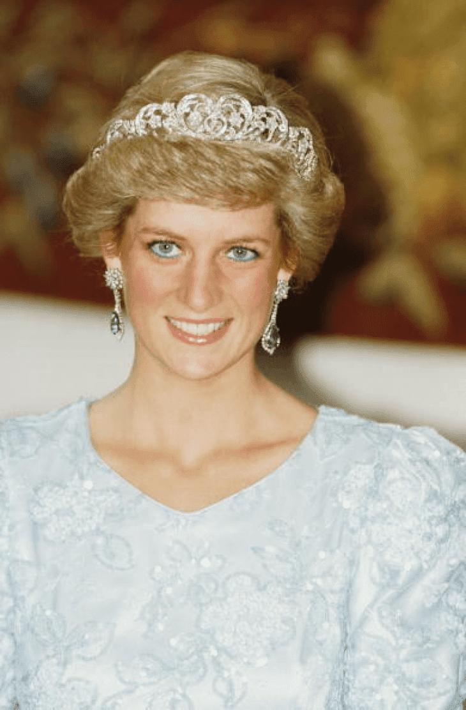 Princesa Diana-Imagen tomada de Getty