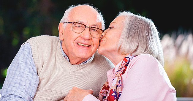 Daily Joke: Senior Man Asks an Elderly Widow to Marry Him