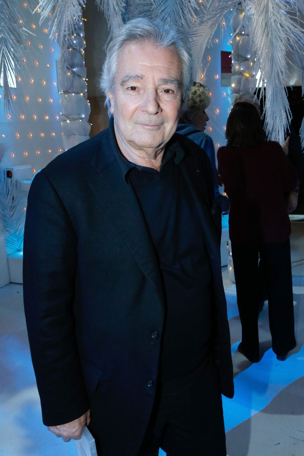 L'acteur Pierre Arditi au Pavillon Gabriel le 9 décembre 2014 à Paris, France. | Photo : Getty Images