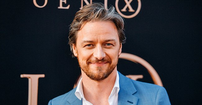 """James McAvoy at the premiere of 20th Century Fox's """"Dark Phoenix"""" on June 4, 2019 in Hollywood, California. 